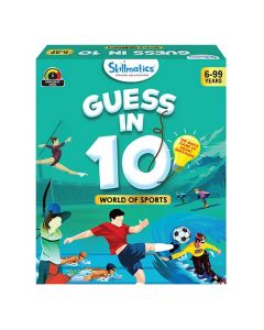 Skillmatics - Guess in 10 - World of Sports