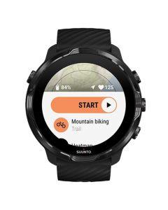 Suunto 7 Smartwatch All Black