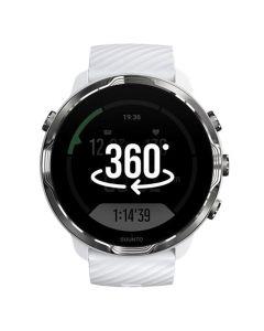Suunto 7 Smartwatch White/Burgundy