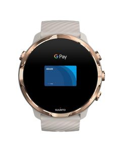 Suunto 7 Smartwatch Sandstone/Rose Gold