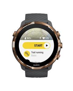 Suunto 7 Smartwatch Graphite/Copper