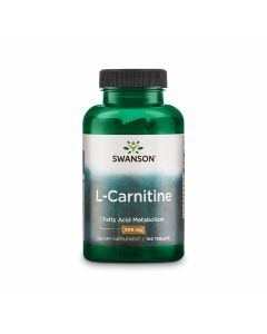 Swanson L-Carnitine 500 mg