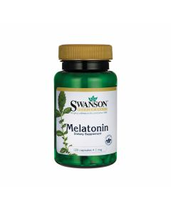 Swanson Melatonin 1 mg