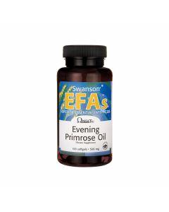 Swanson Evening Primrose Oil (OmegaTru) 500 mg