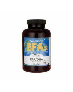 Swanson EcOmega EPA/DHA Fish Oil 180/120 mg
