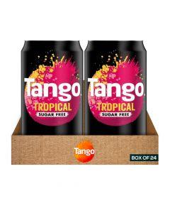 تانغو - خالي من السكر - صندوق 24 علبة