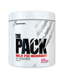 The Pack - Wild Pre-Workout