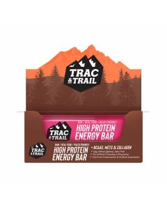 Trac & Trail - High Protein Energy Bars
