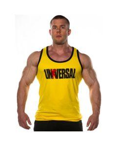 Universal Nutrition Tank Top Yellow