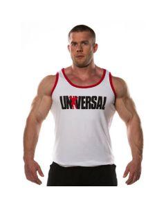 Universal Nutrition Tank Top White