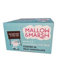 Mallow & Marsh - Vanilla Marshmallow Box of 12