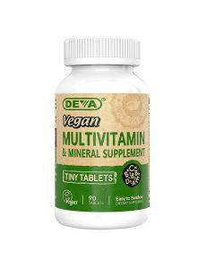 Deva Nutrition - Vegan Multivitamins & Mineral Supplements