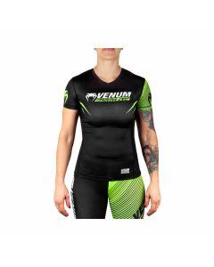 Venum - Training Camp 2.0 Rashguard Short Sleeves for Women