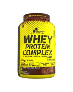 Olimp Sport Nutrition - Whey Protein Complex Gold Edition