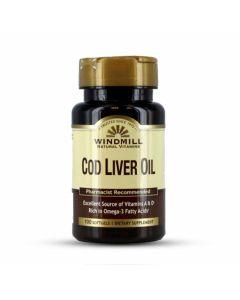 Windmill Natural Vitamins - COD Liver Oil