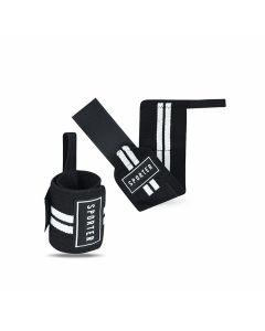 Sporter - Wrist Wrap - Black/White