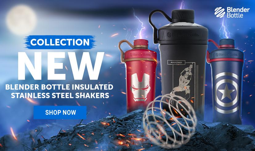 Mar 21 - Week 2 - BlenderBottle steel - En