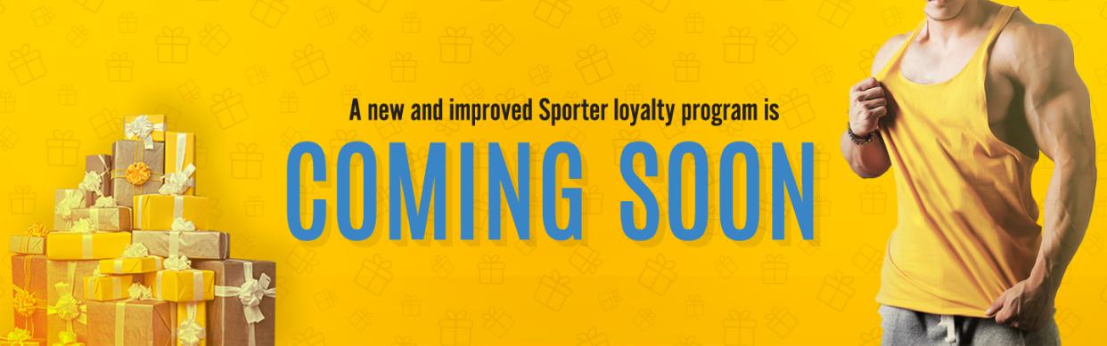 Loyalty Coming Soon