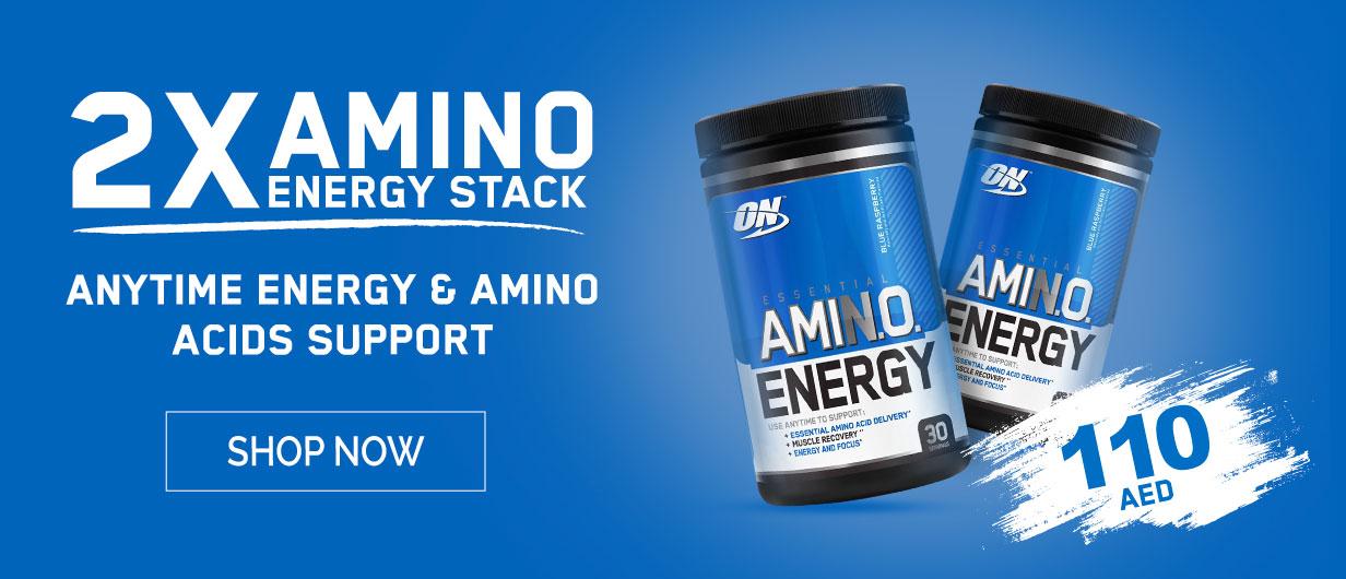 Amino Energy Stack - UAE - EN