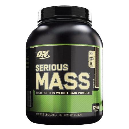 Optimum Serious Mass