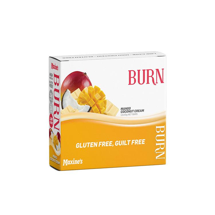 Maxine's Burn High protein - Box of 12