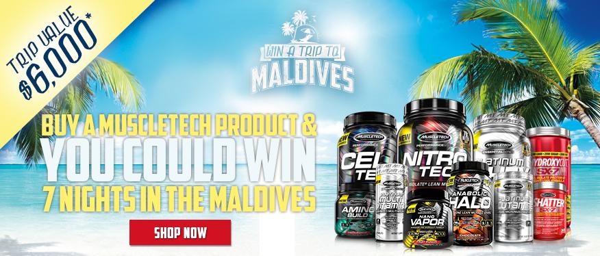 MuscleTech Maldive Contest